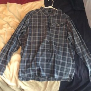 Under Armour Button Up